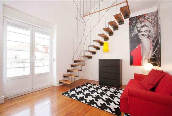 Passion Inn Lisbon - Apartamento Paris